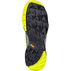 La Sportiva Akasha Running Shoes Men Black/Sulphur